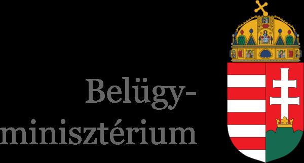Belügyminisztérium logója